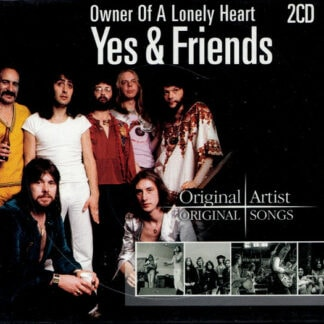 Yes & Friends* - Owner Of A Lonely Heart (2xCD, Comp)