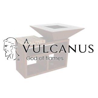 Vulcanus - ohniště a příslušenství