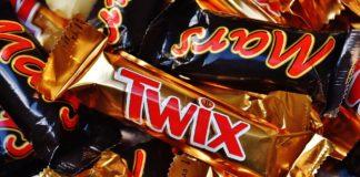 barrette di cioccolato scadute