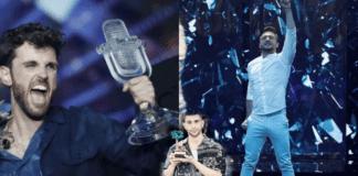 scandalo Eurovision 2019: Laurence, Mahmood, Lazarev