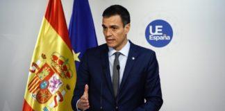 Premier Spagna Pedro Sanchez