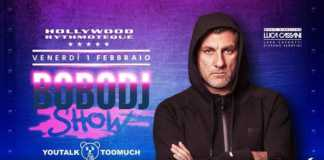 bobo vieri dj hollywood milano