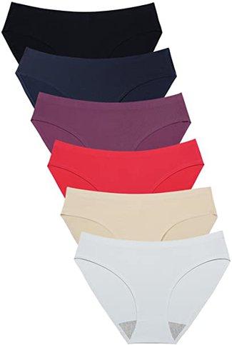Wealurre breathable spandex panties | 40plusstyle.com
