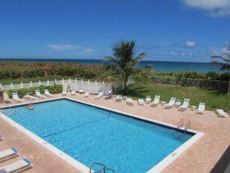Island Crest Condos on Hutchinson Island in Jensen Beach FL