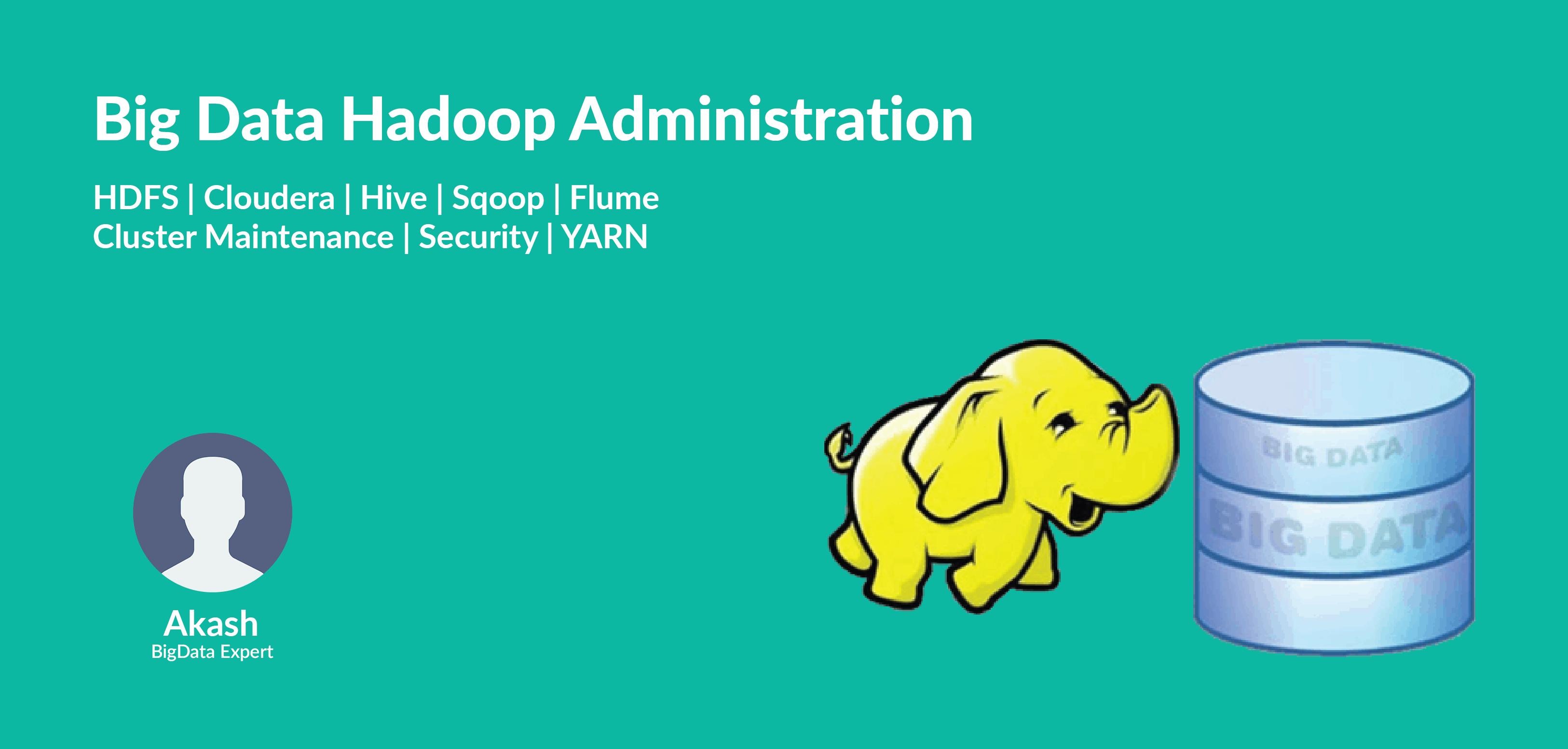 Hadoop Admin Course Feature Image