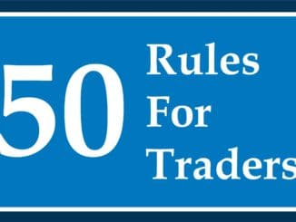 50 Rules For Traders