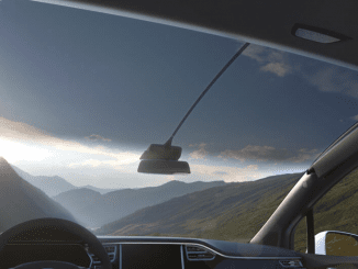 Tesla Model S & Model X Windshield
