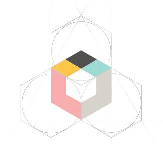 Geometry Integrated health Logo