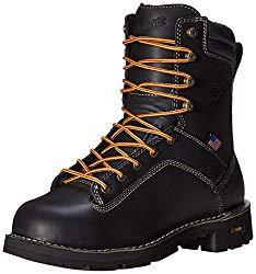 Danner Men's Quarry USA Alloy Toe Work Boots
