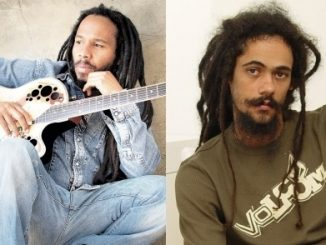 Ziggy and Damian Marley