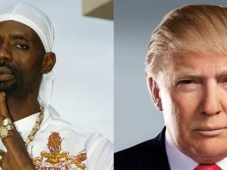 Ninjaman and Donald Trump