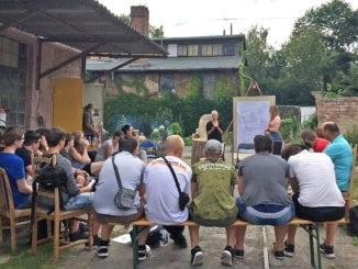 Befragung der Jugend in Freital zum Thema Freizeit