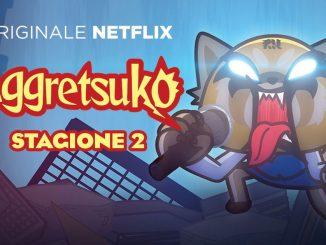 aggretsuko stagione 2 netflix