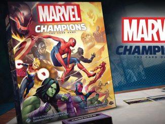 marvel champions gioco di carte