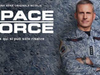 Space Force serie netflix