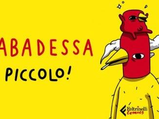 labadessa piccolo feltrinelli comics