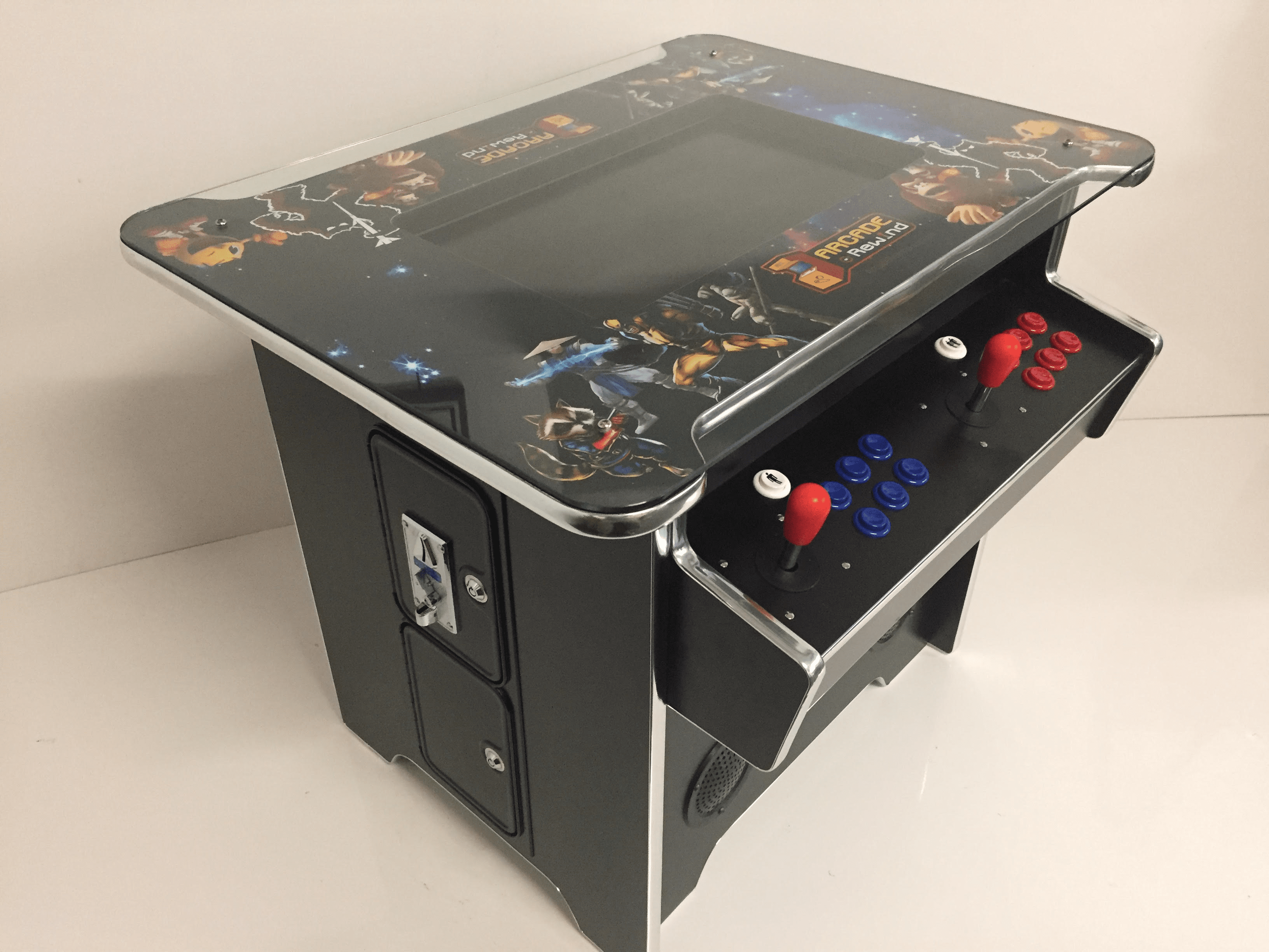Arcade Rewind 3499 Game Cocktail Arcade Machine for sale Perth