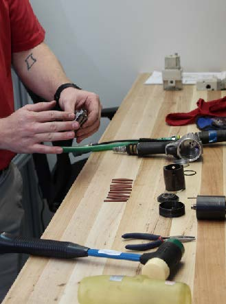 Torque Power Tool Repair 2
