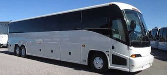 Luxury Deluxe 50 -57 seater Charter Bus Coach Bus in DC, MD, Northern VA area