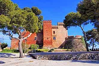 castelldefels_castle