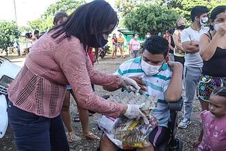 Photo of Familias de Torres del Silencio fueron beneficiadas con ayudas humanitarias