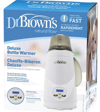 2. Dr. Brown's Electric Bottle Warmer