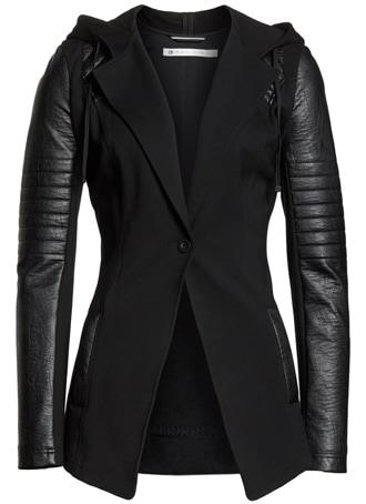 stretch moto jacket | 40plusstyle.com