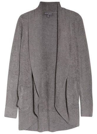 the most chosen stylish clothes of the year - Barefoot Dreams cardigan | 40plusstyle.com