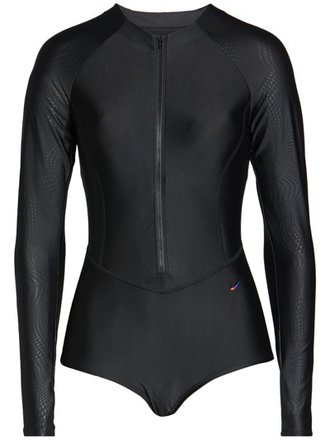 Nike Trigeo Long Sleeve One-Piece Swimsuit | 40plusstyle.com