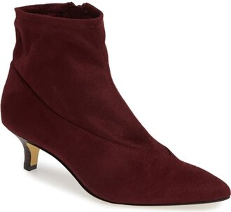 Best winter boots for women - Bella Vita 'Stephanie II' stretch bootie | 40plusstyle.com
