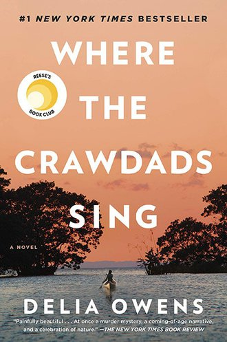 Where the Crawdads Sing by Delia Owens | 40plusstyle.com