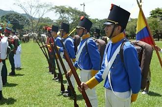 """Photo of «Guias de Casanare» conmemoró la famosa frase """"Salve Usted la Patria"""""""