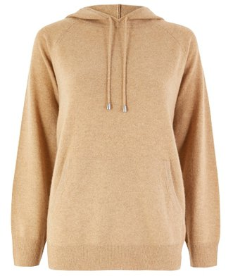 Cashmere loungewear - Marks & Spencer pure cashmere hoodie | 40plusstyle.com