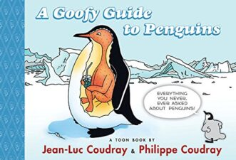 A Goofy Guide to Penguins children's books about marine life