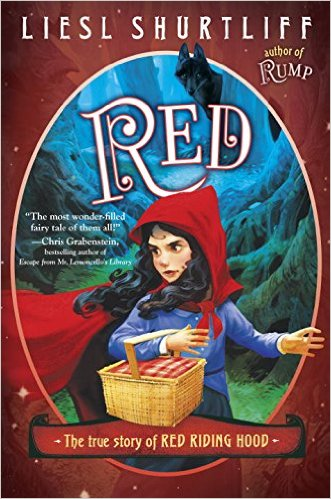 Red- The True Story of Red Riding Hood