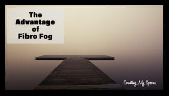 The advantage of fibro fog: It makes it hard to hold a grudge