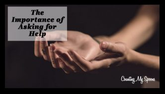 The importance of asking for help