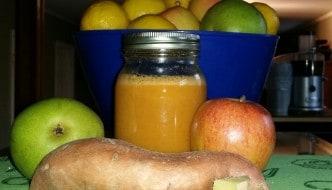 Pear Pie Juice ingredients