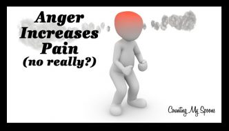 Anger increases pain in fibromyalgia (no really!)