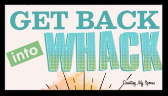 Review of Get Back Into Whack by Sue Ingbretson