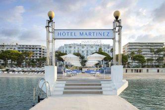Luxury Hotel Canes Hotel Martinez