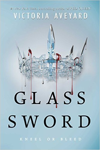 Glass Sword - red queen