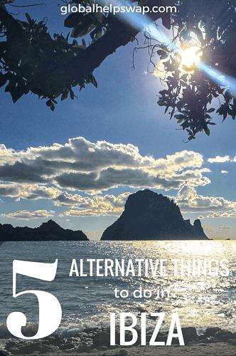 Quiet Ibiza 5 alternative things to do