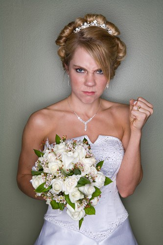 Bachelor Parties don't have to cause a bride to be to be angry