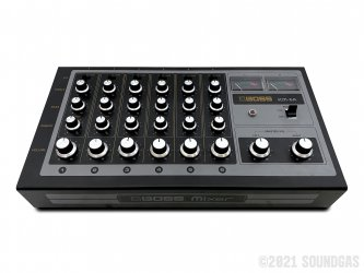 Tascam M-208 + Direct Out Mod