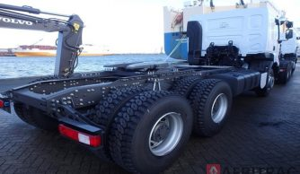 Supply of 120 Renault Kerax 6x4