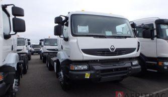 Supply of 31 Renault Kerax 6x4