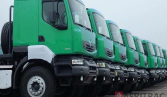 Supply of 60 Renault Kerax 6x4