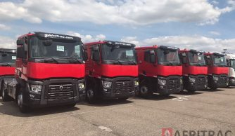Supply of 90 Renault C440 4x2