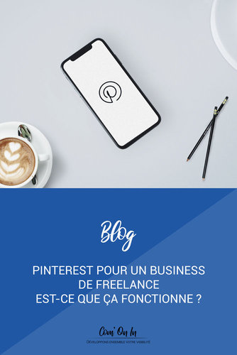 Pinterest pour son business
